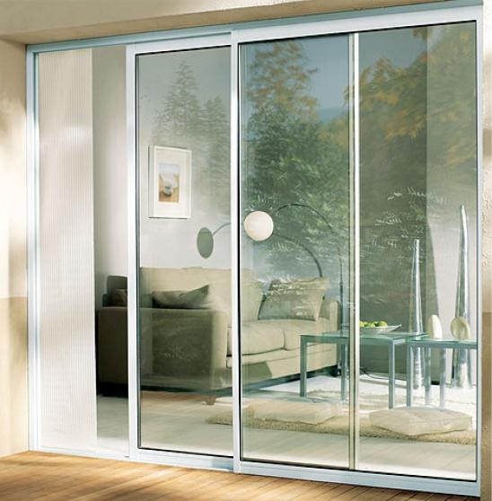 baie coulissante fenetre alu ou pvc toulon mat riaux de construction portes fen tres. Black Bedroom Furniture Sets. Home Design Ideas