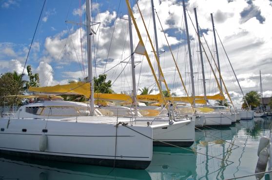Location de catamarans à Tahiti