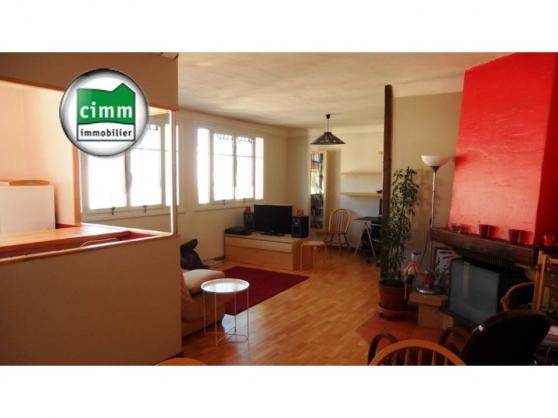 (1411) Dijon-Faculté, appartement Type 5