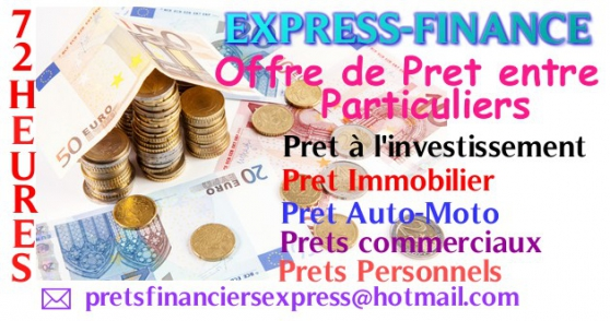 Annonce occasion, vente ou achat 'Plus de soucis financiers'