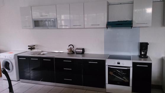 Distance entre meuble haut et bas de cuisine image sur for Meuble cuisine haut et bas