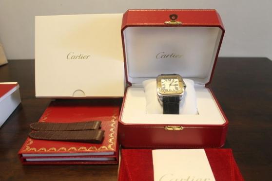 Annonce occasion, vente ou achat 'Cartier Santos 100 XL W20072X7.'