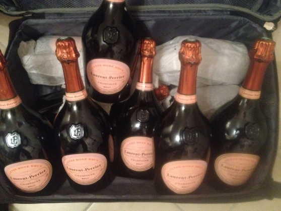 6 magnums champagne