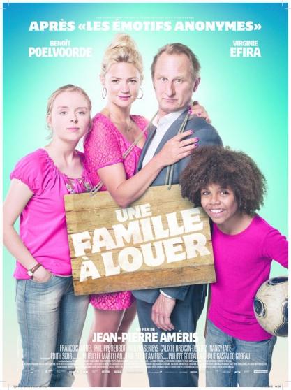 Petite Annonce : 2 places de cinéma « une famille à louer - 2 places de cinéma « Une famille à louer »  Places valables tous