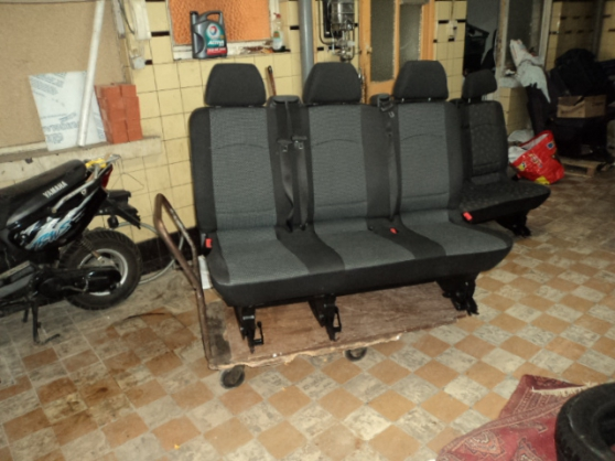 sieges 3 place mercedes vito viano
