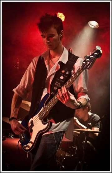 cherche bassiste rock funk