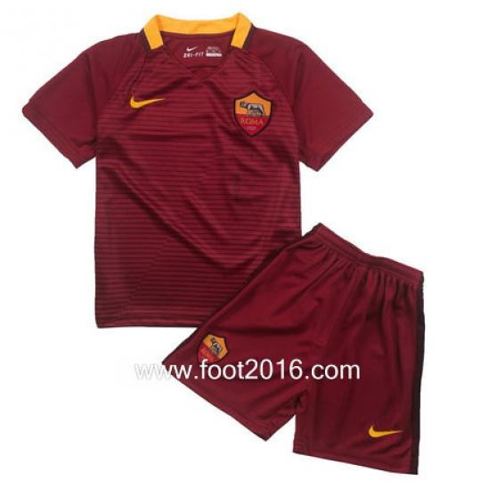 maillot Roma domicile 2016-2017 enfants