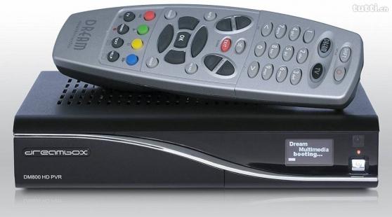 Dreambox DM 800 HD PVR