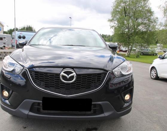 Mazda CX-5 2.2d 150hk Optimum 4x4