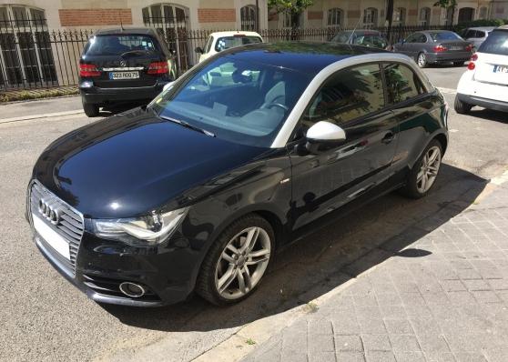 Audi A1 S line 1.6 TDI 105