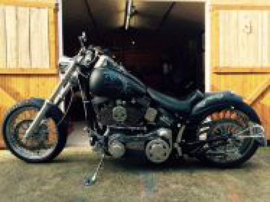Annonce occasion, vente ou achat 'Harley softail 1450'