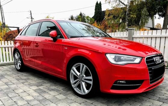 Annonce occasion, vente ou achat 'Audi A3 SB 1.2 TSI S-tronic 105 CV'