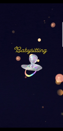 Annonce occasion, vente ou achat 'Babysitting'