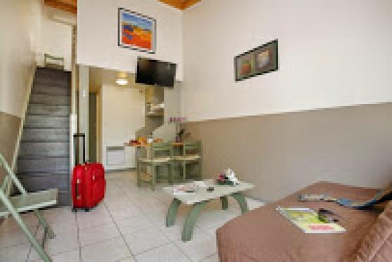 Studio 25 m² en LMNP - Photo 4