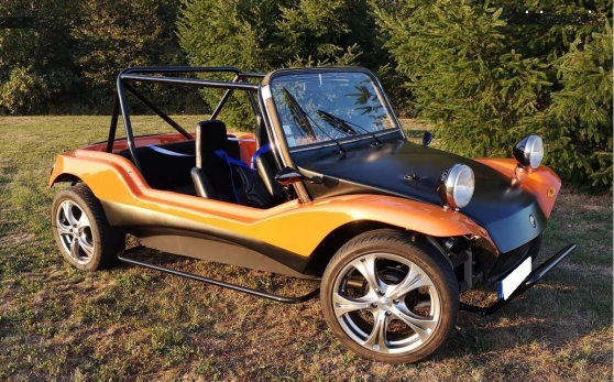 Annonce occasion, vente ou achat 'Volkswagen Buggy Apal Refait A Neuf'