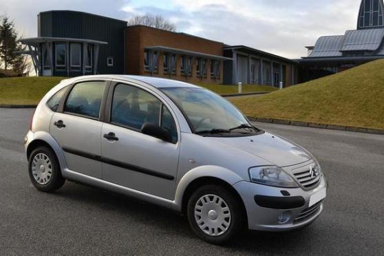 Annonce occasion, vente ou achat 'Citroën C3 1.4 HDI Année 2002 Toit panor'