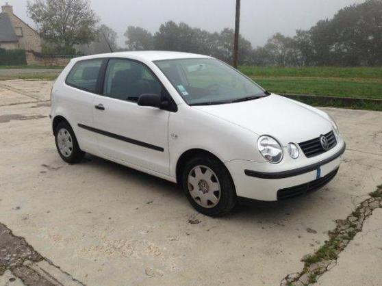 Annonce occasion, vente ou achat 'Volkswagen Polo 1.9 sdi 3p'
