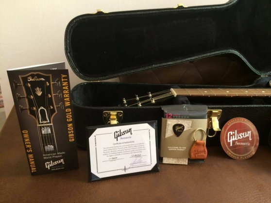 Gibson Acoustic Guitar L-1 Special
