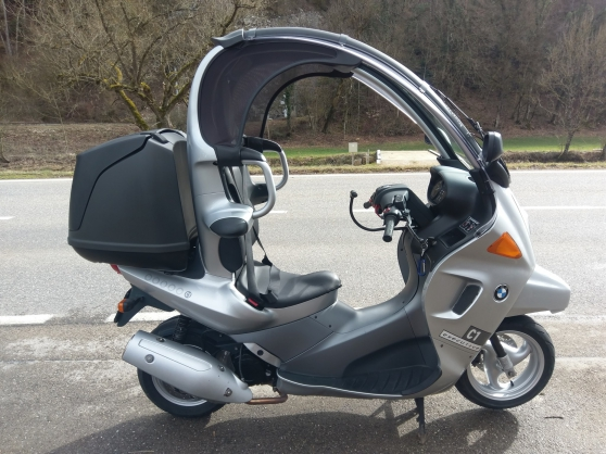 Annonce occasion, vente ou achat 'Scooter BMW C1'