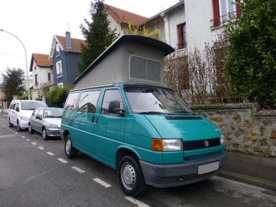 Annonce occasion, vente ou achat 'Volkswagen California Westfalia 1.9TD'