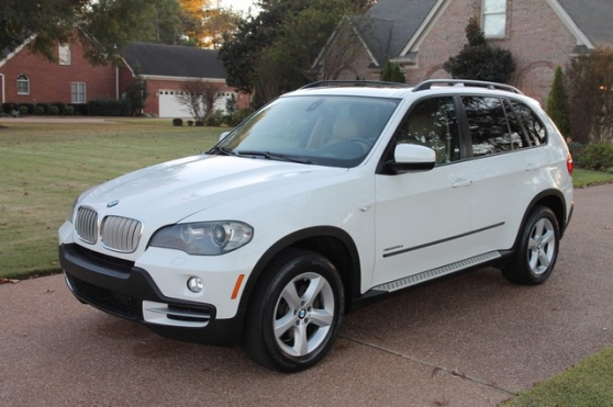 BMW X5 3.0D Finition Luxe, blanc, 286 C