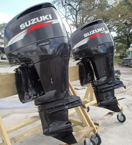 New or Used Outboard Motor engine - Photo 3