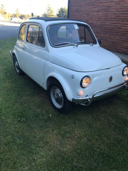 Annonce occasion, vente ou achat 'Fiat 500L'