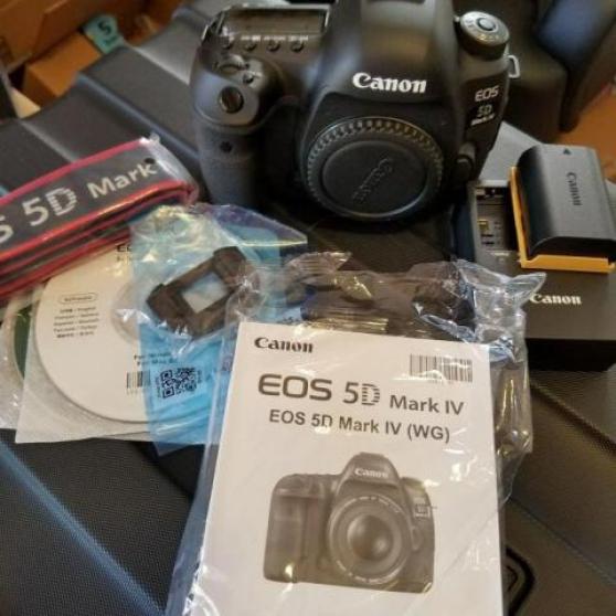 Annonce occasion, vente ou achat 'Appareil photo Reflex Canon EOS 5D Mark'