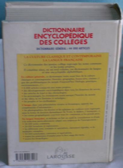 Dictionnaire Dictionnaire Encyclopédique - Photo 2