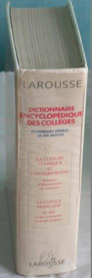 Dictionnaire Dictionnaire Encyclopédique - Photo 3