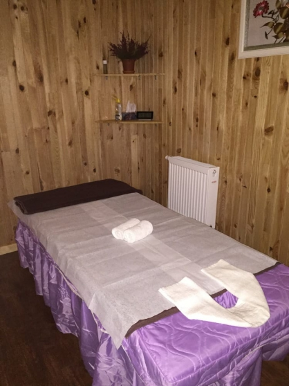 Massage naturiste pour votre plaisir.