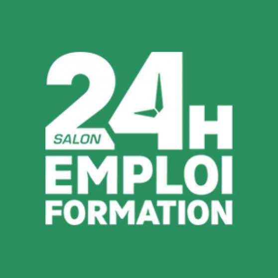 Annonce occasion, vente ou achat '24H POUR L\'EMPLOI ET LA FORMATION BREST'