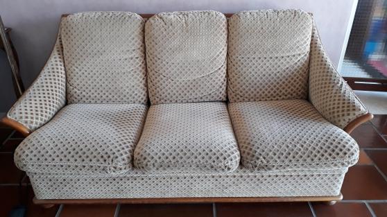 Annonce occasion, vente ou achat 'Canapé + fauteuils'
