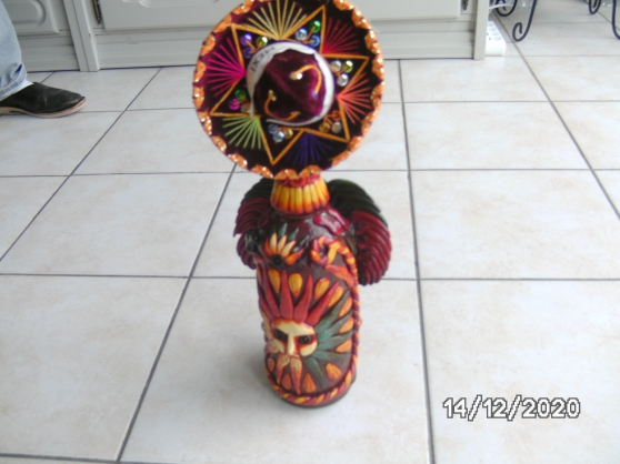 BOUTEILLE MEXICAINE