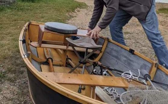 Barque pliante Coracle 250 Nautiraid. - Photo 2