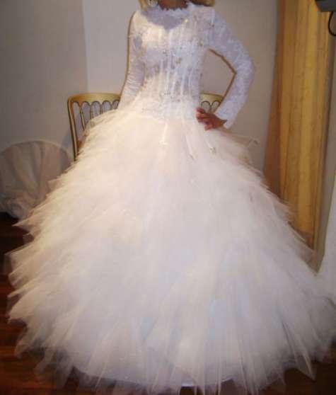 robe de mariee en tulle herve mariage annonce gratuite marchefr - Herve Mariage Paris