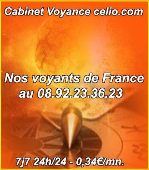 Annonce occasion, vente ou achat 'voyance en direct du cabinet Célio'