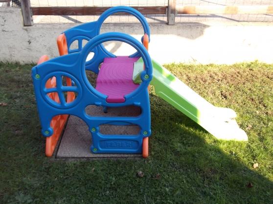 structure enfant partir de 2 ans jouets jeux jouets d 39 ext rieur gr sy sur is re reference. Black Bedroom Furniture Sets. Home Design Ideas