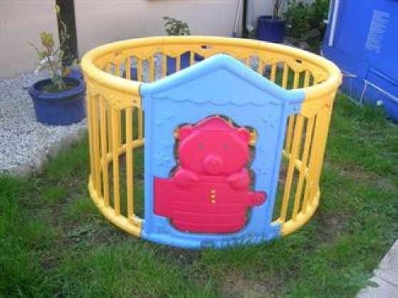 parc smoby jouets jeux parcs pr vessin mo ns reference jou par par petite annonce. Black Bedroom Furniture Sets. Home Design Ideas