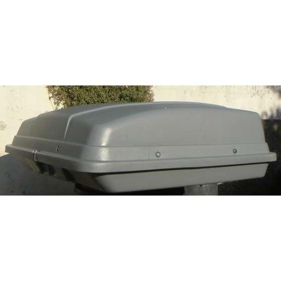 Coffre de toit KARRITE + rails porte bag