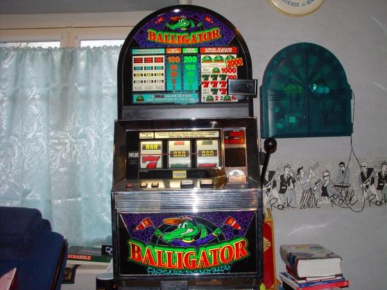 Annonce occasion, vente ou achat 'm.a.s balligator'