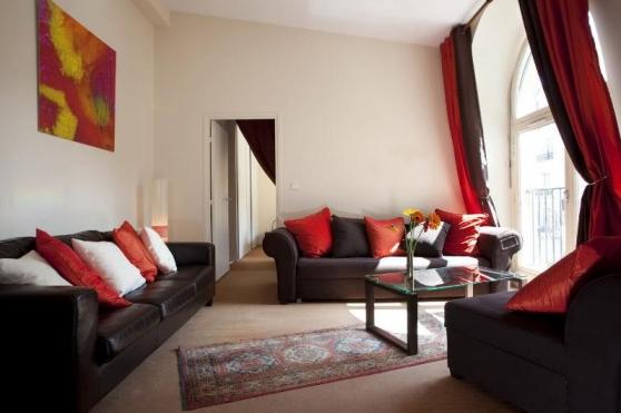Spacieux appartement centre de Paris