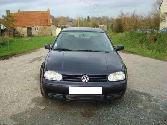 Volkswagen Golf iv tdi 90 5p