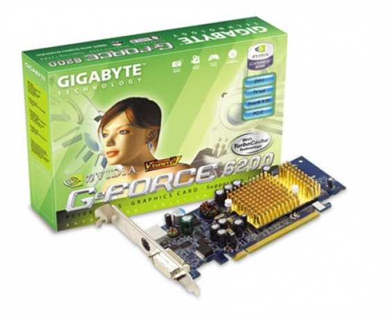 Annonce occasion, vente ou achat 'carte graphique GeForce 6200 with Turbo'