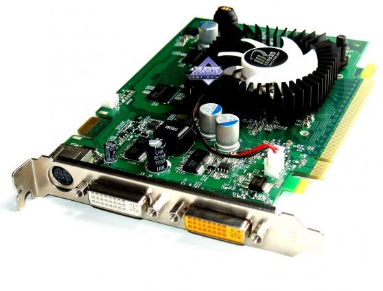 Annonce occasion, vente ou achat 'carte graphique Geforce 9500 GT 512MB PC'