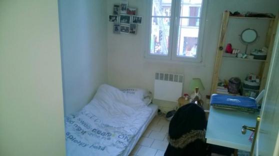 AIX CV Pasteur : Petit T3 1er étage, - Photo 4