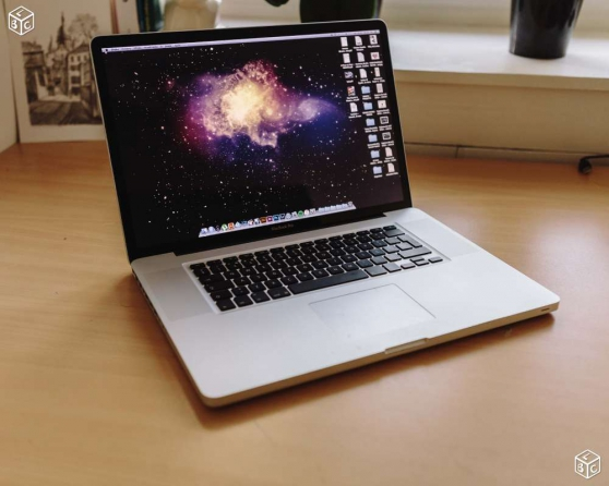 Macbook Pro 17 Fin - i7 2.4ghz / 16gb /