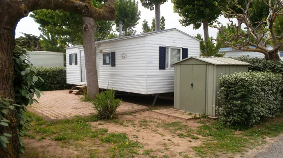 Annonce occasion, vente ou achat 'MOBIL HOME ds camping'