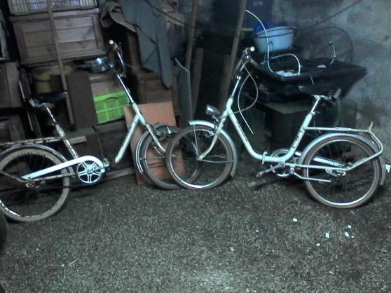 Annonce occasion, vente ou achat 'Vélo ancien \