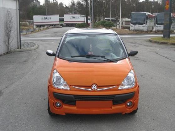voiture sans permis aixam scouty orange auto voitures sans permis tours reference aut voi. Black Bedroom Furniture Sets. Home Design Ideas